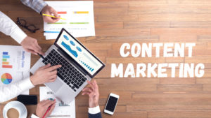 content marketing for saas companies