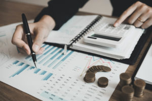 cost of sales for saas company